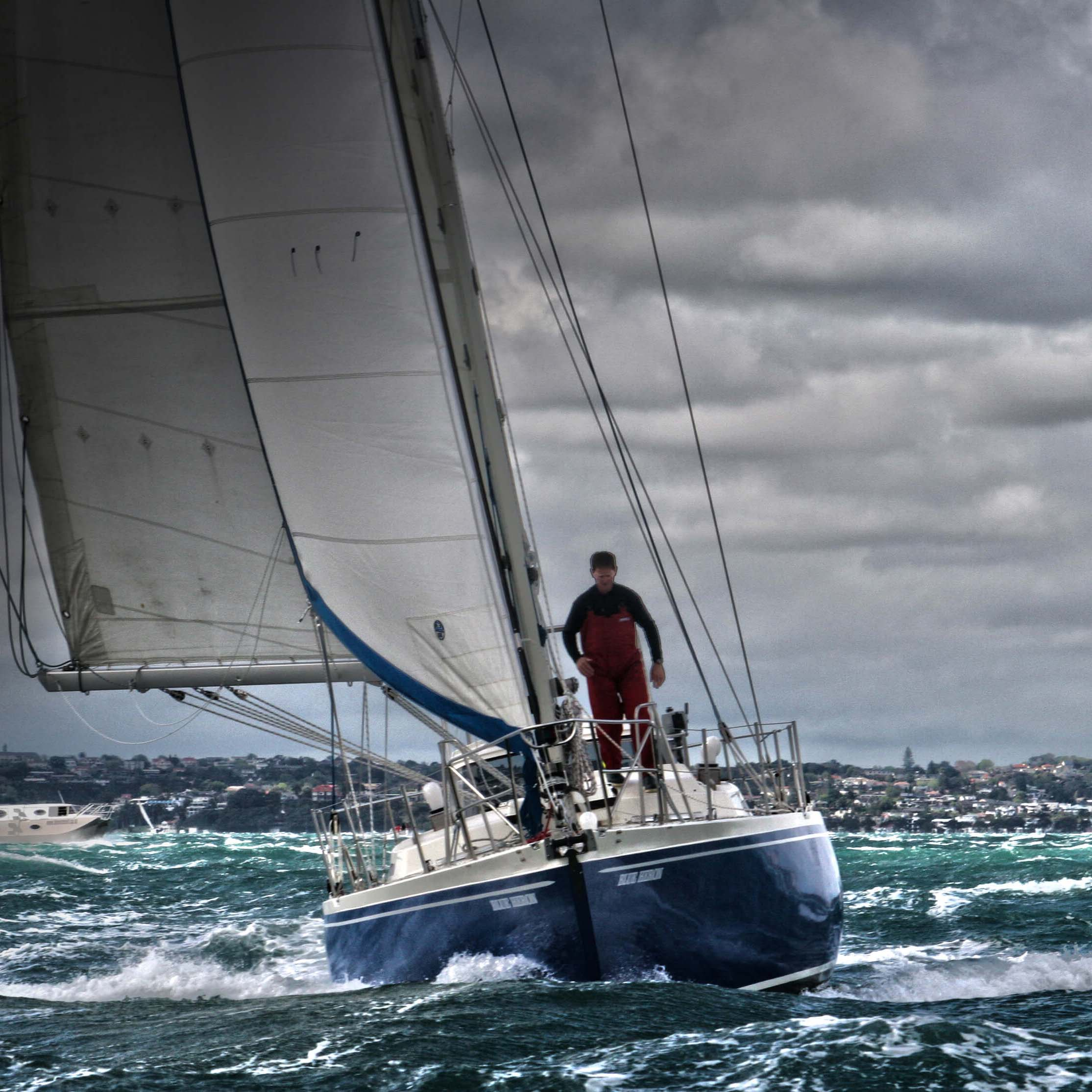Yacht insured with PIC Marine and Boat Insurance
